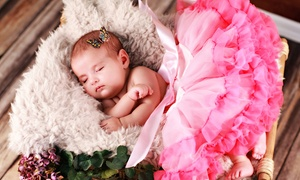 Madelyn Jane Photography: One-Hour Baby or Toddler In-Studio or On-Location Photo Shoot with Prints from Madelyn Jane Photography (Up to 80% Off)