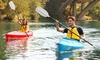 Canoeing and Kayaking River Trip