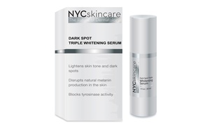 Nyc Skincare Dark Spot Triple Whitening Serum; 1 Fl. Oz.