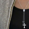 Italian Made Cross Necklace