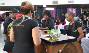 Memphis Black Expo: One or Four Days at Memphis Black Expo for Two or Four on April 9–12 (Up to 62% Off)
