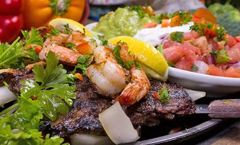 Up to 40% Off Food and Drink at Azteca Restaurant and Cantina