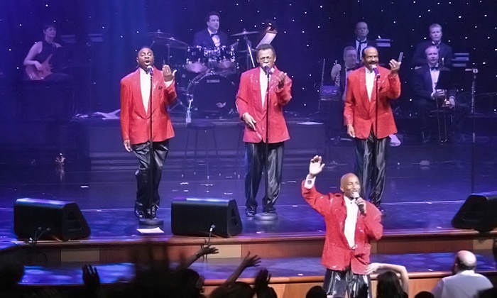 All Star Pops Series: Spectrum Motown - Baton Rouge River Center Theatre: Baton Rouge Symphony Orchestra: Spectrum Motown on Saturday, February 8, at 7:30 p.m. (Up to 48% Off)