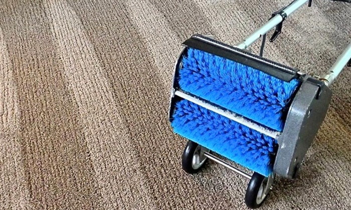 DryGreen Machine Carpet Cleaning - Ann Arbor: Three Rooms of Carpet Cleaning or $100 Worth of Cleaning from DryGreenMachine LLC (Up to 50% Off)