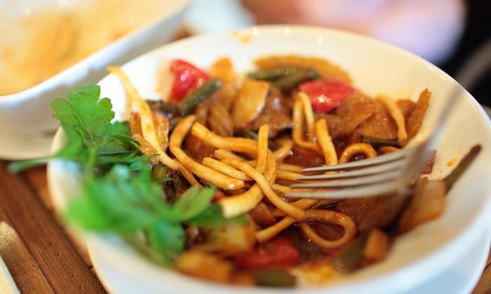 Koi Chinese Food & Sushi - Wayne: Chinese and Japanese Cuisine at Koi Chinese Food & Sushi (Up to 40% Off). Five Options Available.