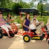 Half Off Four-Person Buggy-Bike Rental