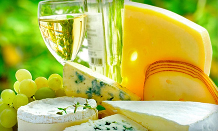 The French Wine Merchant - Palm Beach: $29 for a Wine and Cheese Tasting for Two on Thursday, May 16, at 6 p.m. at The French Wine Merchant ($70 Value)