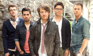Tenth Avenue North: All The Earth Is Holy Ground Tour: Tenth Avenue North: All The Earth Is Holy Ground Tour on Saturday, March 19, at 7 p.m.