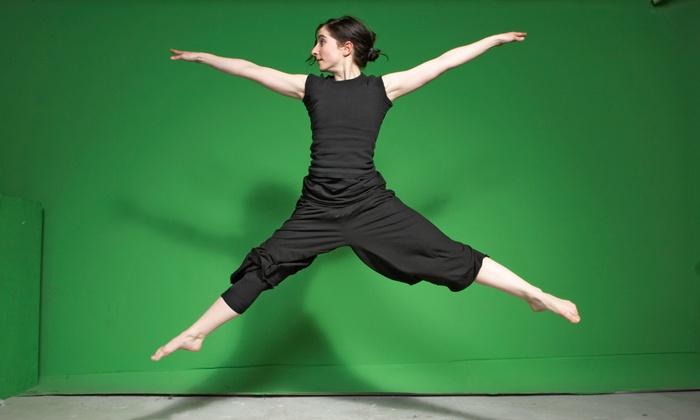 Danceworks Dance Studio Wilmington - New Castle: Four Dance Classes from Danceworks Dance Studio (65% Off)