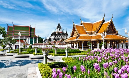 8-Day Bangkok Vacation with Airfare from Gate 1 Travel. Price/Person Based on Double Occupancy.