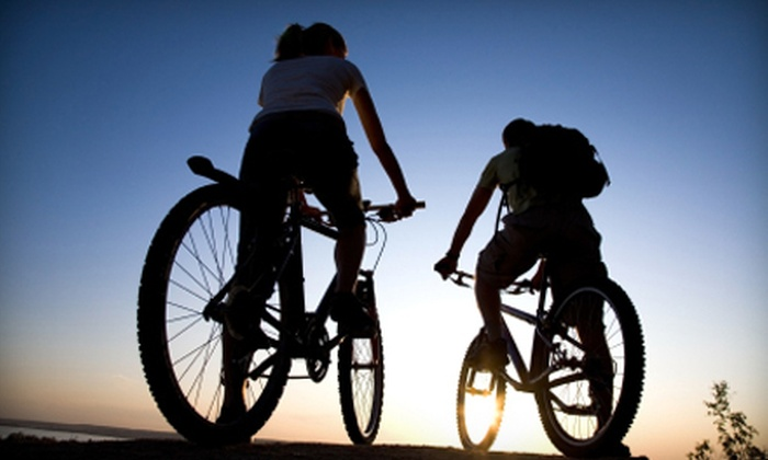 Emerald Coast Tours - Downtown: All-Day Bike Rental or a Bike Tour for Two from Emerald Coast Tours (Half Off)