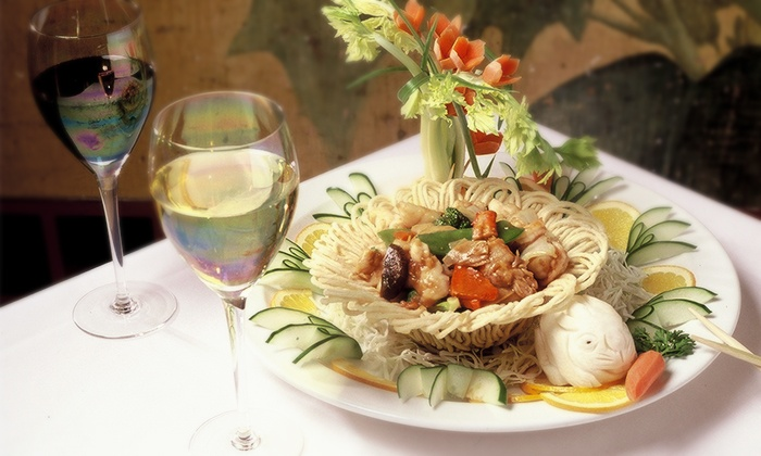May Dragon - Belt Line: Chinese Dinner for Two or Four at May Dragon (45% Off)