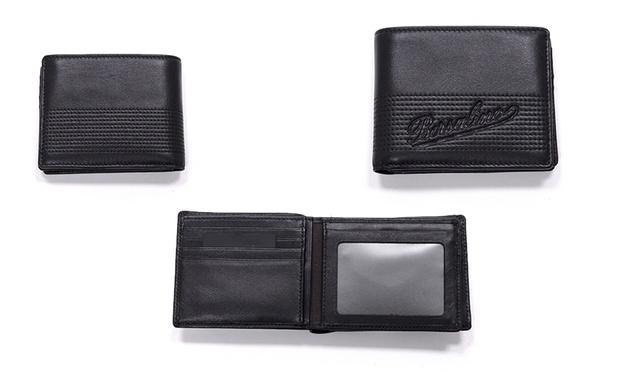 Portafoglio Wallet Marc Borsalino A1 - Nero LL0081 12b70ecc88f0