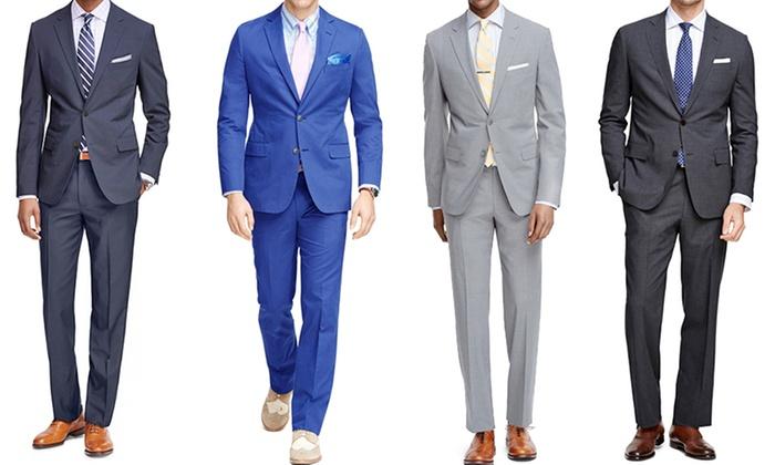 Bernardi Men's 2-Piece Suit | Groupon Goods