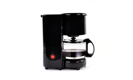 4-Cup Coffee Maker Groupon Goods