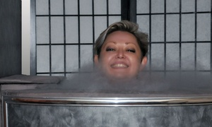 Cryo Spa Natural Healing Center: Cryotherapy Session at Cryo Spa Natural Healing Center (48% Off)