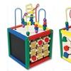 Lollipop Toys Wooden Educational Box