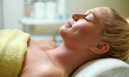 $79 for a Little Bit of Everything or Restorative Massage Half Day Spa Package at Spa on Penn($150 Value)