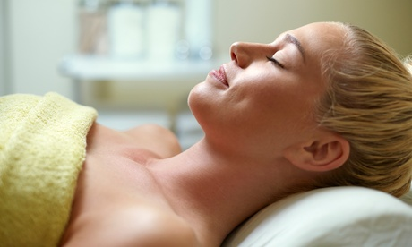 One Silicon Cup Facial with Hand & Upper Body Massage, and Optional Brow Wax at Giò Esthetic (Up to 52% Off) 8d45e40d-793e-496e-91f7-40a280e59eaa
