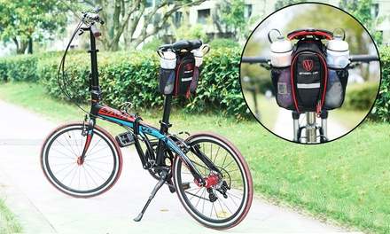 $19.95 for a Wheel Up Waterproof Bicycle Bag