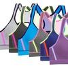 Women's Color-Block Sports Bras (6-Pack)