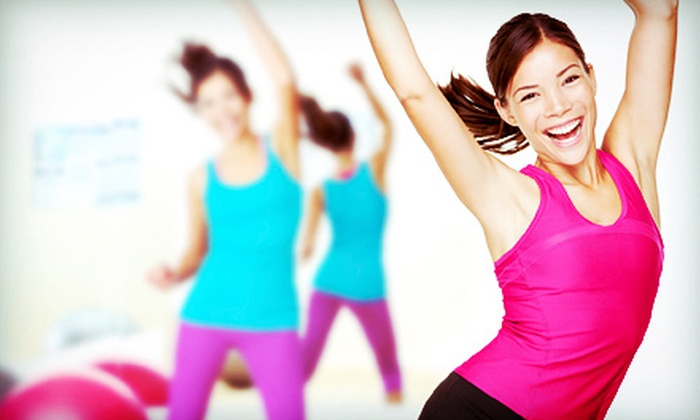 Zumba with Tiah Barnes - Derby: 5 or 10 Classes at Zumba with Tiah Barnes (Up to 62% Off)