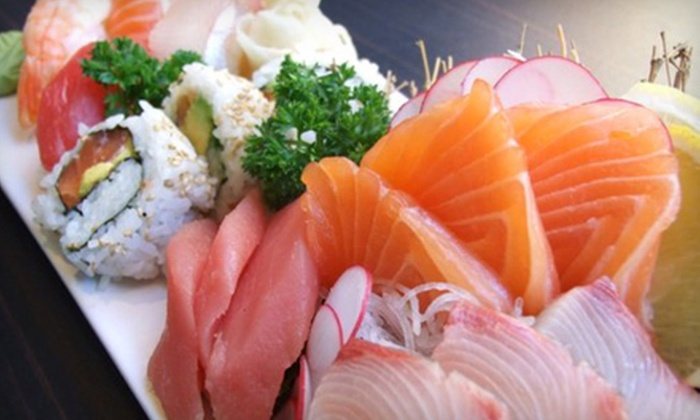 5 n 2 Tokyo - Center City East: Sushi for Two or More People or Four or More People at 5 n 2 Tokyo