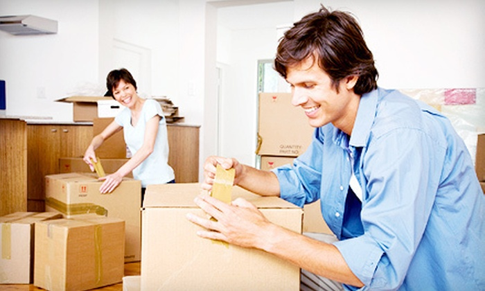 First Class Movers LLC - Denver: Two or Three Hours of Moving Services with Two Movers from First Class Movers LLC (Up to 54% Off)