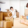 First Class Movers: Two or Three Hours of Moving Services with Two Movers from First Class Movers LLC (Up to 54% Off)