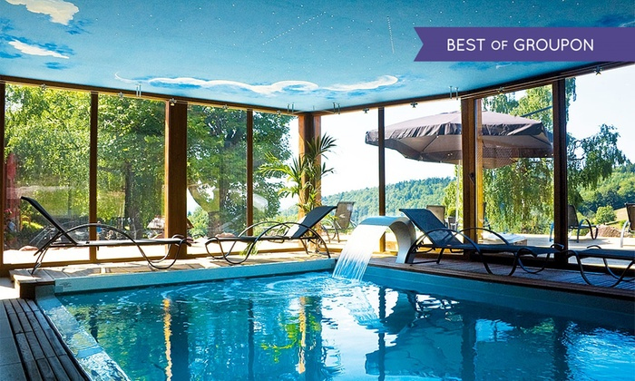 Hotel le velleda in grandfontaine alsace champagne ardenne lorraine groupon getaways for Hotel jacuzzi privatif lorraine