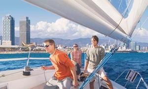 Curso teórico de patrón de embarcaciones de recreo por 54 € en el Port Olímpic de Barcelona