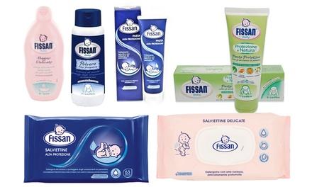 Prodotti Fissan Baby per neonati