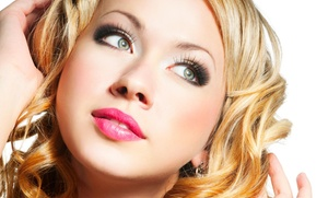 Glance at Shear Sapphire Salon: 53% Off a Full Set of Faux-Mink Eyelash Extensions at Shear Sapphire Salon
