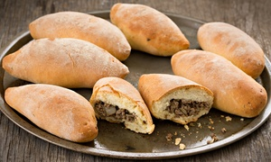 Paramount Piroshki: One or Two Dozen Piroshki at Paramount Piroshki (Up to 38% Off)