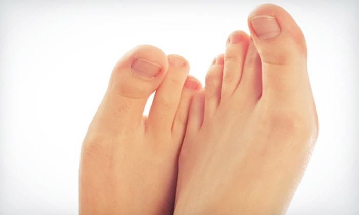 VIP Aesthetics - Coral Ridge: Laser Toenail-Fungus Removal for One or Both Feet at VIP Aesthetics (Up to 60% Off)