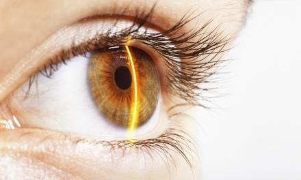 Wertgutschein über 1999 € anrechenbar auf eine ReLEx smile Behandlung beider Augen bei LASEK LASIK Service