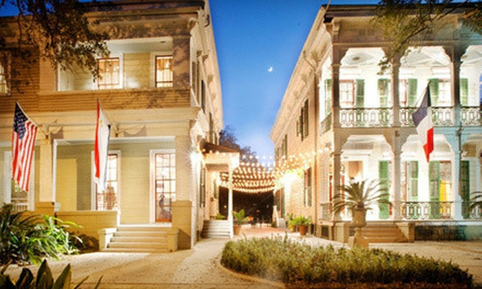 Degas House Museum - Treme - Lafitte: Guided Tour of the Creole Neighborhood of Edgar Degas for Two or Four from Degas House (Up to 51% Off)