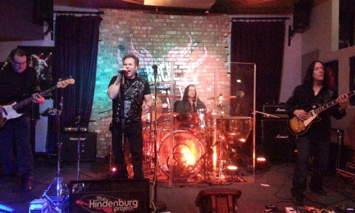The Hindenburg Project or With Or Without U2 - House of Blues Dallas: Led Zeppelin Tribute on August 1 or U2 Tribute on August 13 at House of Blues Dallas (Up to 51% Off)