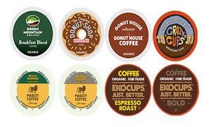 Coffee Variety Sampler Pack for Keurig Brewers (40-Count)