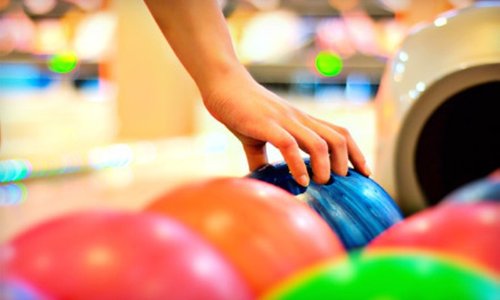 Magnolia Lanes - Griffin: Bowling Packages for 3, 6, or 20 at Magnolia Lanes (Up to 68% Off)