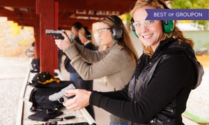 Parabellum Firearms: Shooting or Self Defense Classes at Parabellum Firearms (Up to 53% Off). Four Options Available.