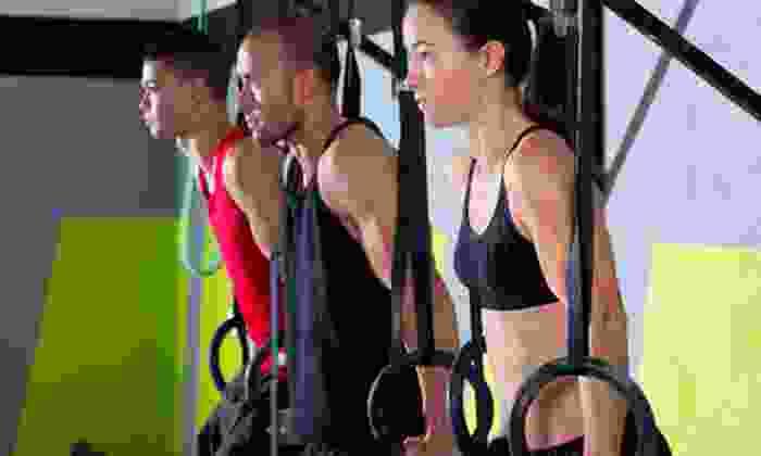 Raise The Bar Fit Club - East Hanover: 10 or 20 Group Fitness Sessions at Raise the Bar Fit Club (Up to 83% Off)