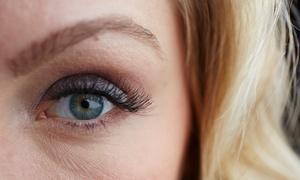 Tangerine Salon: Full Set of Eyelash Extensions at Tangerine Salon (50% Off)