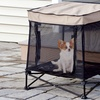 Shady Pet Kennel with Carry Case