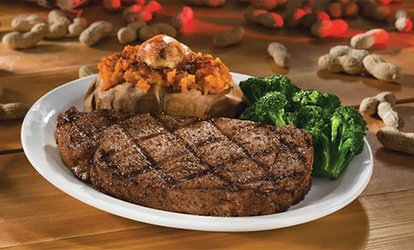 40% Off Casual American Food at Logan's Roadhouse