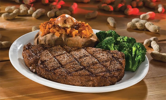 Logan's Roadhouse 1 - West End: $15 for $25 Worth of Casual American Food at Logan's Roadhouse