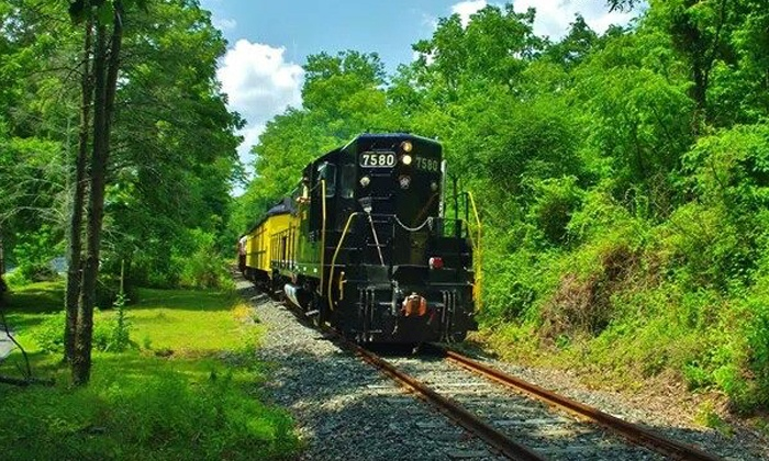 The Colebrookdale Railroad - Boyertown: Adult and Child's Passenger or Café-Car Ticket for Father's Day Trip from The Colebrookdale Railroad (26%Off)