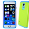 Hybrid Mesh Case for iPhone 4/4s, 5/5s, 5c, 6, 6 Plus, or Galaxy S5
