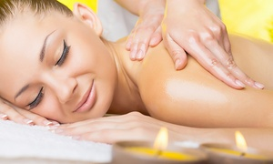 Beautylicious: Massage (£11) Plus Facial (£18) at Beautylicious (Up to 70% Off)