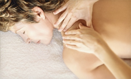 60- or 90-Minute Aromatherapy Massage at Christopher Stephens (Up to 55% Off)